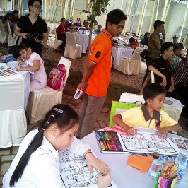 Grand Monaco 2 – Drawing and Coloring Competition with J.Lim